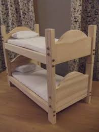 Doll Bunk Bed Plans Diy Bunk Beds For Ag Dolls Projects Pinterest Ag Dolls Bunk