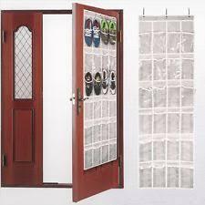 Over Door Closet Organizer - 24 door pantry ebay