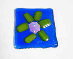 fused glass l shade mold making fused glass jewelry in a microwave kiln