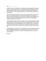 sample formal letter complaint resume acierta us