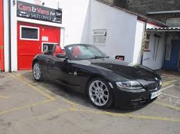 2006 bmw z4 2 5 si sport roadster 2dr full service history in