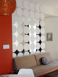 Diy Hanging Room Divider Remodelaholic 29 Creative Diy Room Dividers For Open Space Plans