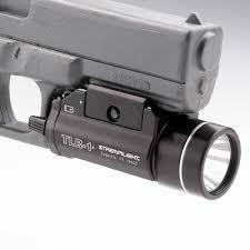 Streamlight Pistol Light Streamlight Tlr 1 C4 Led Rail Mounted Gun Light