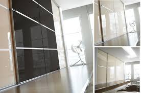 glass mirror wardrobe doors sliding wardrobe doors and wardrobe interiors minimalist sliding