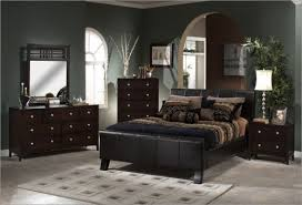 bedroom decorating ideas for dark furniture home attractive