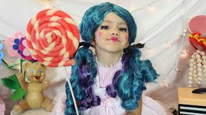 baby doll makeup halloween cute doll costume makeup youtube