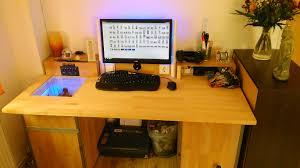 Schreibtisch Pc Modding Pc Im Schreibtisch Projekt Computerbase Forum