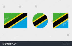 Flag Of Tanzania Flag Illustrations Country Tanzania Stock Illustration 671923285