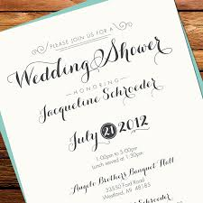 bridal shower invitation wording templates exquisite and wedding shower invitation
