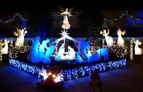 outdoor nativity sets beautiful of outdoor christmas displays