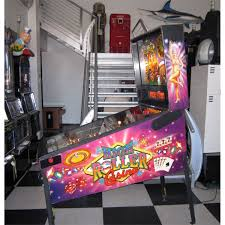 harley davidson pinball mint rare 2nd edition chromed out