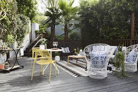 joss main home decor jamie chung u0027s backyard decor is perfect for summer party season