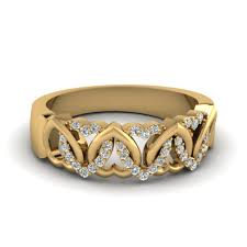 gold wedding rings for women buy eternal yellow gold womens wedding bands online fascinating