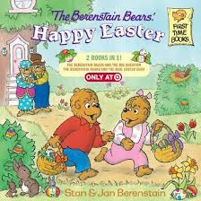 only at target the berenstain bears happy easter 2 books in 1