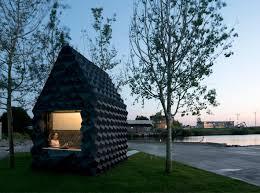 dus architects constructs 3d printed u201curban cabin u201d in amsterdam