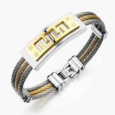 mens luxury bracelet images Men s bracelets stainless steel jewelry luxury bracelets for men jpg
