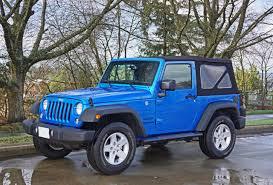 jeep wrangler sports 2016 jeep wrangler sport s road test review carcostcanada