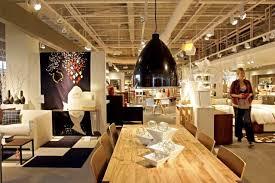 home design store santa monica cb2 to lure the budget modern masses to renovated santa monica place