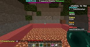 secret room in mineplex