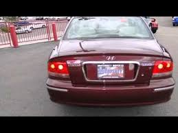 2003 hyundai sonata review 2003 hyundai sonata gls sedan automatic