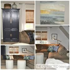 Home Decor Market Size The Collected Interior An Upstairs Family Room Transformation