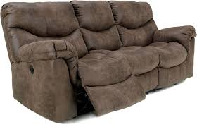 Fabric Reclining Sofa Leather Like Fabric Reclining Sofa Furniture Stores Chicago