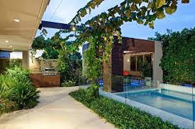 classy small backyard design with home remodeling ideas with small