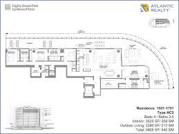 eighty seven park by renzo piano new miami florida beach homes