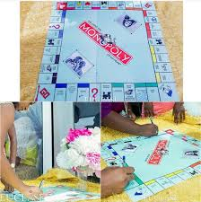 How About Using Your Favourite Board Game As Your wedding Guest     Helen Events Blog