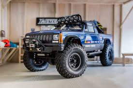 jeep pickup comanche jeep mj comanche rc twister