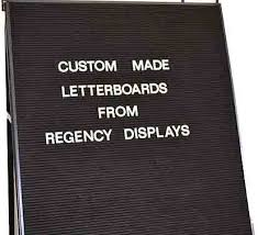 changeable letter boards open face letter board signs changeable