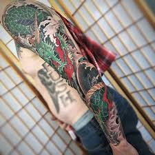 120 japanese sleeve tattoos for masculine design ideas