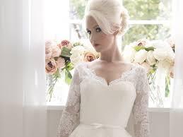 house of mooshki bespoke vintage inspired tea length wedding dresses