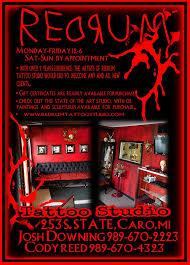 redrum tattoo studio home facebook