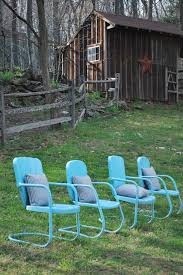 49 best cool old metal chairs images on pinterest lawn furniture