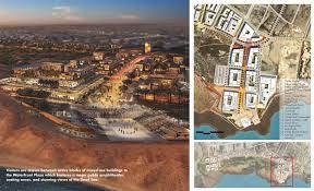 Dead Sea Map Gallery Of A Vision Plan For The Dead Sea Sasaki Associates 18