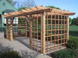 patio u0026 pergola how to build a garden pergola amazing pergola