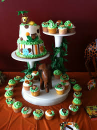 jungle themed baby shower baby shower animal themed baby shower a cookie safari