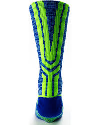 cinch men u0027s blue green crew length boot socks sheplers