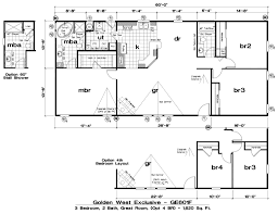 ideas tlc manufactured homes series floor plans for home design idea