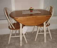 Drop Leaf Breakfast Table Chair Design Ideas Unique Drop Leaf Kitchen Table And Chairs