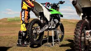 motocross race vans for sale 2014 kawasaki kx85 join the revolution youtube