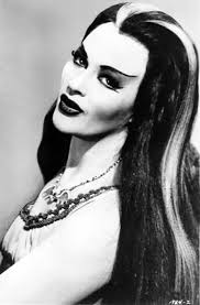 Munsters Halloween Costumes Famous Gothic Vampire Women Tv Movies Lily Munster