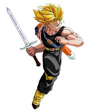 d6 17 2 render z trunks future png 200 best trunks images on dragons and z
