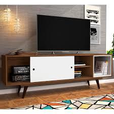 Tella 174 Peel Amp Stick Rack Para Tv Ate 47 Polegadas 1 Porta De Correr Retro X R 339