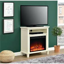 Tv Stands With Electric Fireplace Electric Fireplace Tv Stand Walmart Canada Corner Oak Rustic Log