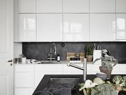 Big Kitchen Islands Small Apartment With A Big Kitchen Island Coco Lapine Designcoco