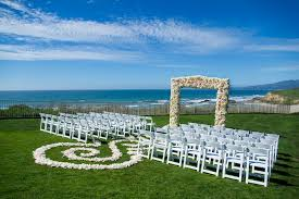 inexpensive wedding venues bay area half moon bay weddings the ritz carlton half moon bay