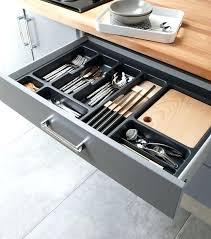 range couverts tiroir cuisine range tiroir cuisine impressionnant rangement pour tiroir de