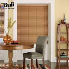 1 5 Inch Faux Wood Blinds Bali Faux Wood Blinds Blinds The Home Depot